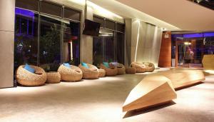 The Now Hotel, Hotely  Jomtien pláž - big - 20