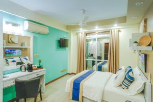 Somerset Inn, Hotel  Città di Malé - big - 27