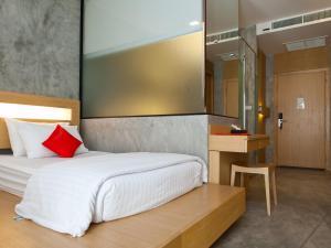 The Now Hotel, Hotely  Jomtien pláž - big - 5