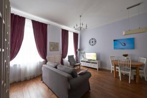 Vilnius street apartment, Apartmanok  Vilnius - big - 21