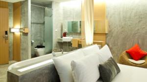 The Now Hotel, Hotely  Jomtien pláž - big - 56