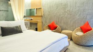 The Now Hotel, Hotely  Jomtien pláž - big - 29