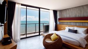 The Now Hotel, Hotely  Jomtien pláž - big - 90