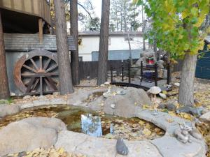 Castle Wood Theme Cottages- COUPLES ONLY, Hotels  Big Bear Lake - big - 90