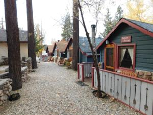 Castle Wood Theme Cottages- COUPLES ONLY, Hotels  Big Bear Lake - big - 98