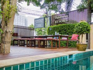 Baan Tamnak, Resorts  Pattaya South - big - 64