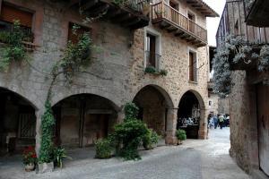 Allotjaments Rurals Can Pere Petit, Apartmanok  Santa Pau - big - 30