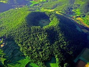 Allotjaments Rurals Can Pere Petit, Apartmanok  Santa Pau - big - 45