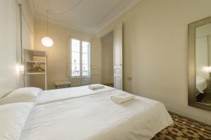 SIBS Rambla, Апартаменты  Барселона - big - 17