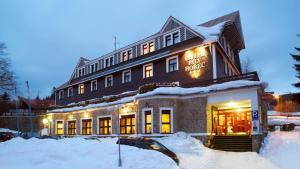 Spa Hotel Bily Horec - Harrachov