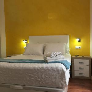Apartamentos Gold Cervantes, Apartmány  Málaga - big - 18