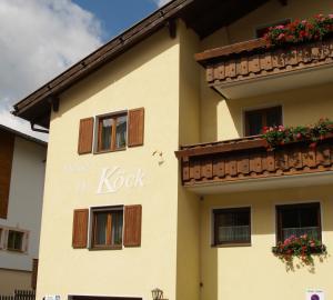 Penzion Haus Dr. Köck Galtür Rakousko