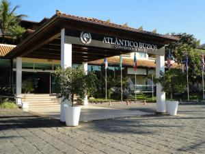 Hotel Atlântico Búzios Convention & Resort, Отели  Бузиус - big - 45