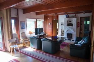 Villa Kommodor, Vily  Lumparland - big - 10