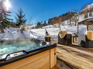 Location gîte, chambres d'hotes Chalet Les Roses Des Alpes - OVO Network dans le département Haute Savoie 74