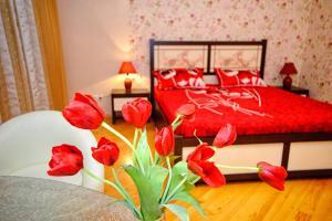 . Apartment Lugovaya 100, рядом к-ка Парамонова, Транснефть, Югтрансгаз