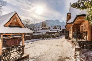 Residence Bambi Boutique - Accommodation - Zakopane