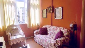 Cozy apartment 3 rooms at Flamengo - Laranjeiras