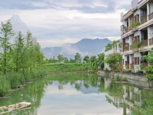 Beautiful Yilan Resort, Privatzimmer  Dongshan - big - 30