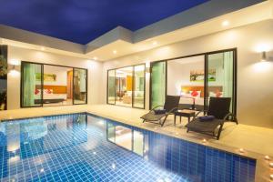 Katerina Pool Villa Resort Phuket - Ban Klang