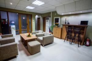 Panorama Top Floor Rooms in Hotel Tundzha, Гостевые дома  Ямбол - big - 30