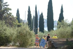 Campsite Porton Biondi Mobile Homes Mediteran, Üdülőközpontok  Rovinj - big - 124