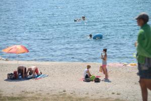 Campsite Porton Biondi Mobile Homes Mediteran, Üdülőközpontok  Rovinj - big - 120