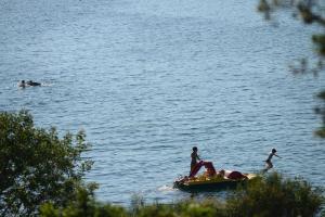 Campsite Porton Biondi Mobile Homes Mediteran, Üdülőközpontok  Rovinj - big - 122
