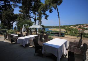 Campsite Porton Biondi Mobile Homes Mediteran, Üdülőközpontok  Rovinj - big - 118