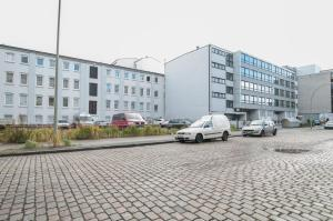 City-Appartements Nordkanalstraße, Apartmány  Hamburg - big - 154