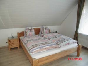 Ferienhaus Frey, Prázdninové domy  Eggebek - big - 7
