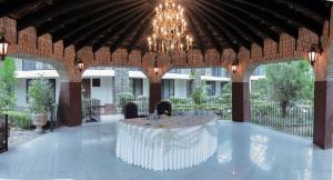 Radisson Hotel Del Rey Toluca, Hotels  Toluca - big - 55