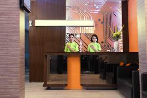 The Life Hotels City Center, Hotels  Surabaya - big - 27