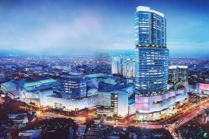 The Life Hotels City Center, Hotels  Surabaya - big - 48