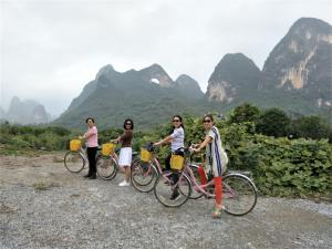 Yangshuo Moon Nest Travelling With Resort, Hotel  Yangshuo - big - 48