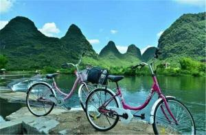 Yangshuo Moon Nest Travelling With Resort, Hotel  Yangshuo - big - 75
