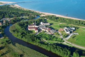 Отели Литвы с пляжем и бассейном