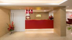 Red Fox Hotel, Trichy, Szállodák  Tiruccsirápalli - big - 17