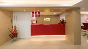 Red Fox Hotel, Trichy, Hotely  Tiruččiráppalli - big - 17