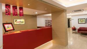 Red Fox Hotel, Trichy, Szállodák  Tiruccsirápalli - big - 16