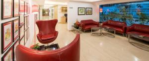 Red Fox Hotel, Trichy, Szállodák  Tiruccsirápalli - big - 33