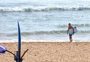 Copacabana Beach Hotel, Szállodák  Hikkaduwa - big - 37