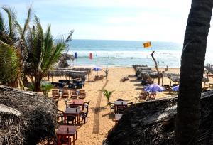 Copacabana Beach Hotel, Szállodák  Hikkaduwa - big - 38