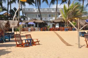 Copacabana Beach Hotel, Szállodák  Hikkaduwa - big - 1