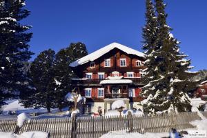 Ferienhaus Riedji - Apartment - Furna