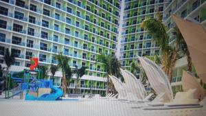 Azure Urban Resort Tinoyshome, Apartmanok  Manila - big - 171