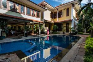 HanumanAlaya Colonial House, Hotel  Siem Reap - big - 49