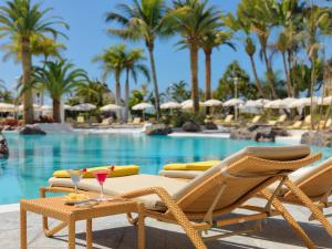 Adrián Hoteles Jardines de Nivaria, Hotely  Adeje - big - 32