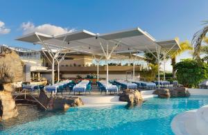 Adrián Hoteles Jardines de Nivaria, Hotely  Adeje - big - 31