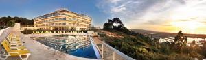 Hotel Miramar Sul, Отели  Назаре - big - 33